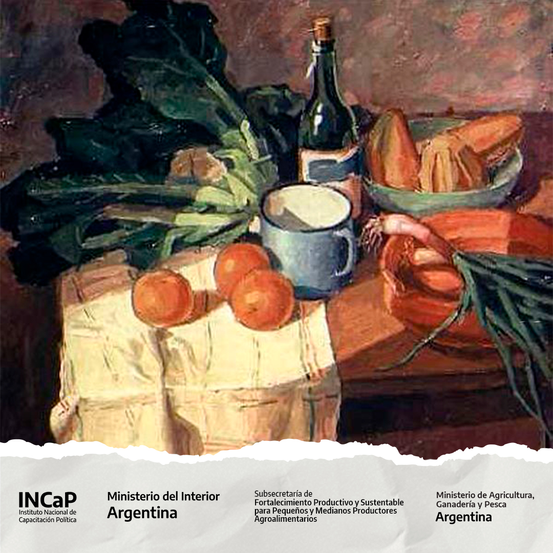 Soberanía alimentaria y desarrollo local sustentable (JULIO 2021)