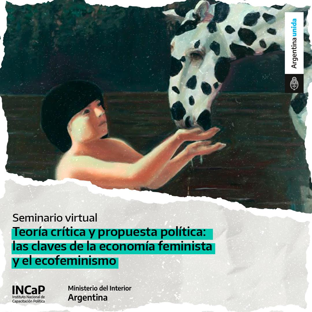 Teoría crítica y propuesta política: las claves de la economía feminista y el ecofeminismo (SEPTIEMBRE 2021)